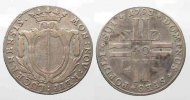 Schweiz - Luzern  LUZERN Vierteltaler (10 Batzen) 1793 Silber # 77794