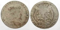 Polen  POLEN Tympf (18 Groschen) 1753 EC AUGUST III. Billon # 78371