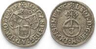 1680 Deutscher Orden JOHANN CASPAR II. v. AMPRINGEN Groschen 1680 Silb... 64,99 EUR  zzgl. 4,50 EUR Versand