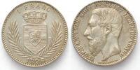 1896 Belgisch Kongo BELGISCH KONGO 1 Franc 1896 LEOPOLD II. Silber ERH... 179,99 EUR  zzgl. 6,50 EUR Versand