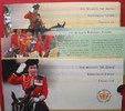 England  UK 2002 ELIZABETH II GOLDEN JUBILEE EQUESTRIAN CROWN COLLECTION im Folder# 87943
