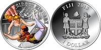 2013 Fidschi FIDSCHI 1 Dollar 2013 Luftakrobaten ZIRKUSGECHICHTE Farbe... 29,99 EUR