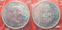 1964 Kanada CANADA 1964 SPECIMEN PROOFLIKE CHARLOTTETOWN SILVER DOLLAR... 44,99 EUR  plus 5,00 EUR verzending