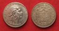 1912 Montenegro MONTENEGRO Königreich 5 Perpera 1912 NIKOLA I. Silber ... 449,99 EUR399,99 EUR