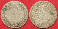 1660 Schlesien-Liegnitz-Brieg LIEGNITZ-BRIEG Groschen (3 Kreuzer) 1660... 24,99 EUR  zzgl. 4,50 EUR Versand