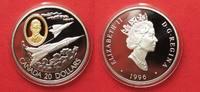 1996 Kanada KANADA 20 Dollars 1996 CF-105...
