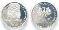 1986 Polen - Proben POLEN - PROBA 1000 Zlotych 1986 EULE Naturschutz S... 149,99 EUR  zzgl. 6,50 EUR Versand