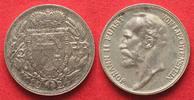 1924 Liechtenstein LIECHTENSTEIN 1/2 Franken 1924 JOHANN II. Silber RA... 184,99 EUR  zzgl. 6,50 EUR Versand