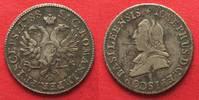 1788 Schweiz - Basel BASEL Bistum 24 Kreuzer 1788 JOSEPH SIGISMUND v. ... 149,99 EUR139,99 EUR  zzgl. 6,50 EUR Versand
