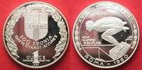 1992 Griechenland GRIECHENLAND 1 Unze Silber 1992 100 Jahre Olympia RO... 49,99 EUR29,99 EUR  zzgl. 4,50 EUR Versand