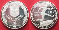 1992 Griechenland GRIECHENLAND 1 Unze Silber 1992 100 Jahre Olympia LO... 49,99 EUR39,99 EUR  zzgl. 4,50 EUR Versand