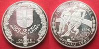 1992 Griechenland GREECE 1 Ounce silver 1992 Olympics Centennial MOSCO... 49,99 EUR39,99 EUR  +  5,00 EUR shipping