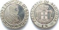 1994 Seborga SEBORGA 1 Luigi 1994 Cu-Ni only 50 ex. minted!!! # 93209 st  169,99 EUR  +  6,50 EUR shipping