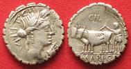 -81 Roman Republic CAIUS MARIUS CAPITO 81 v.Chr. AR Denar CERES / PFLÜ... 249,99 EUR229,99 EUR  zzgl. 6,50 EUR Versand