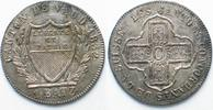 1832 Schweiz - Waadt Swiss VAUD 1 Batzen 1832 billon BU!!! # 93717 stgl  99,99 EUR  +  6,50 EUR shipping