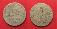 1798 Brandenburg-Anbach-Bayreuth BRANDENBURG-ANSBACH-BAYREUTH 6 Kreuze... 24,99 EUR  zzgl. 4,50 EUR Versand