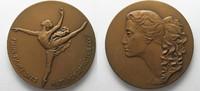 1960 Russland - Medaillen MAJA PLISSEZKAJ...