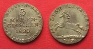 1820 Hannover, Königreich HANNOVER 3 Mariengroschen 1820 GEORG III. v.... 69,99 EUR  zzgl. 4,50 EUR Versand