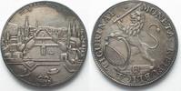 1721 Schweiz - Zürich Siwss ZURICH 1/2 Thaler 1721 CITY VIEW silver XF... 134,99 EUR  plus 6,50 EUR verzending