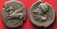 -345/-307 Corinth KORINTH AR-Stater 345-307 v.Chr. PEGASOS / ATHENAKOP... 349,99 EUR  zzgl. 6,50 EUR Versand