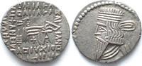 105-147 Parther VOLOGASES III. 105-147 AR-Drachme Ekbatane ERHALTUNG!!... 169,99 EUR  zzgl. 6,50 EUR Versand