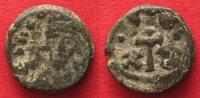 641-668 Byzanz CONSTANS II. 641-668 AE Halbfollis zu 20 Nummi CARTHAGO... 54,99 EUR  zzgl. 4,50 EUR Versand