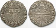 1380-1422 Frankreich FRANKREICH Blanc KAR...
