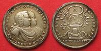1748 Niederlande - Medaillen NIEDERLANDE Jeton 1748 FRIEDEN VON AACHEN... 149,99 EUR  zzgl. 6,50 EUR Versand