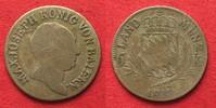 1814 Bayern BAYERN 6 Kreuzer 1814 Silber SELTEN! # 94584 s-ss/f.ss  9,99 EUR  zzgl. 4,50 EUR Versand