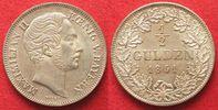 1851 Bayern BAYERN 1/2 Gulden 1851 MAXIMILIAN II. Silber PRACHTSTÜCK!!... 124,99 EUR  zzgl. 6,50 EUR Versand