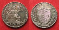 1809 Schweiz - Aargau AARGAU 20 Batzen (1...