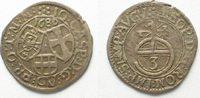 1680 Deutscher Orden JOHANN CASPAR II. v. AMPRINGEN Groschen 1680 Silb... 44,99 EUR  zzgl. 4,50 EUR Versand
