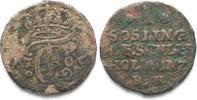 1706 Schleswig-Holstein-Gottorp SCHLESWIG-HOLSTEIN-GOTTORP Sösling 170... 26,99 EUR  zzgl. 4,50 EUR Versand