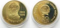 1989 Vietnam VIETNAM 20 Dong 1989 Leningrad mint HO CHI MINH Proof RAR... 249,99 EUR  plus 6,50 EUR verzending