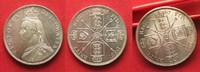 1887 England GREAT BRITAIN Florin 1887 VICTORIA silver PROOF RARE!!! #... 184,99 EUR  plus 6,50 EUR verzending