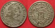 1738 Haus Habsburg AUSTRIA - HALL 3 Kreuzer 1738 CHARLES VI silver XF+... 64,99 EUR  plus 5,00 EUR verzending
