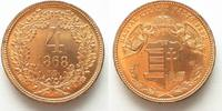 1868 Haus Habsburg HUNGARY 4 Krajczar 1868 KB (offic. restrike) FRANZ ... 99,99 EUR  plus 6,50 EUR verzending