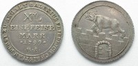 1799 Anhalt-Bernburg ANHALT-BERNBURG 1/3 Taler 1799 HS ALEXIUS FRIEDRI... 89,99 EUR  zzgl. 4,50 EUR Versand