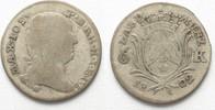 1802 Bayern BAYERN 6 Kreuzer 1802 MAXIMILIAN IV. JOSEPH Silber SELTEN!... 24,99 EUR  zzgl. 4,50 EUR Versand