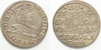 1592 Riga RIGA 3 Gröscher 1592 GE SIGISMUND III. v. POLEN Silber ERHAL... 39,99 EUR  zzgl. 4,50 EUR Versand