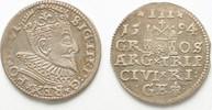 1594 Riga RIGA 3 Gröscher 1594 GE SIGISMUND III. v. POLEN Silber ERHAL... 39,99 EUR  zzgl. 4,50 EUR Versand