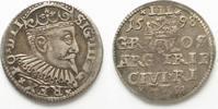 1598 Riga RIGA 3 Gröscher 1598 GE SIGISMUND III. v. POLEN Silber # 951... 36,99 EUR  zzgl. 4,50 EUR Versand