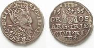 1595 Riga RIGA 3 Gröscher 1595 GE SIGISMUND III. v. POLEN Silber # 951... 39,99 EUR  zzgl. 4,50 EUR Versand