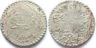 1805 Tunesien OSMANISCH TUNESIEN Piaster AH 1220 (1805) SELIM III. Sil... 249,99 EUR  zzgl. 6,50 EUR Versand