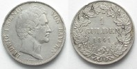 1841 Bayern BAYERN 1 Gulden 1841 LUDWIG I. Silber # 95455 ss+  29,99 EUR  zzgl. 4,50 EUR Versand
