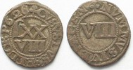 1629 Jülich-Berg JÜLICH-BERG 8 Heller 1629 WOLFGANG WILHELM v. PFALZ-N... 16,99 EUR  zzgl. 4,50 EUR Versand