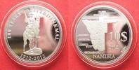 2012 Namibia NAMIBIA - ESSAI 10 $ 2012 RE...