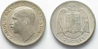 1935 Rumänien RUMÄNIEN 250 Lei 1935 CAROL...