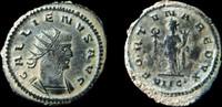 Roman Imperial Gallienus, 253-268 AD. AE Antoninianus. Antioch mint.   105,00 EUR  zzgl. 12,00 EUR Versand