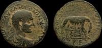 Judaea, Aelia Capitolina. Elagabalus. 2...